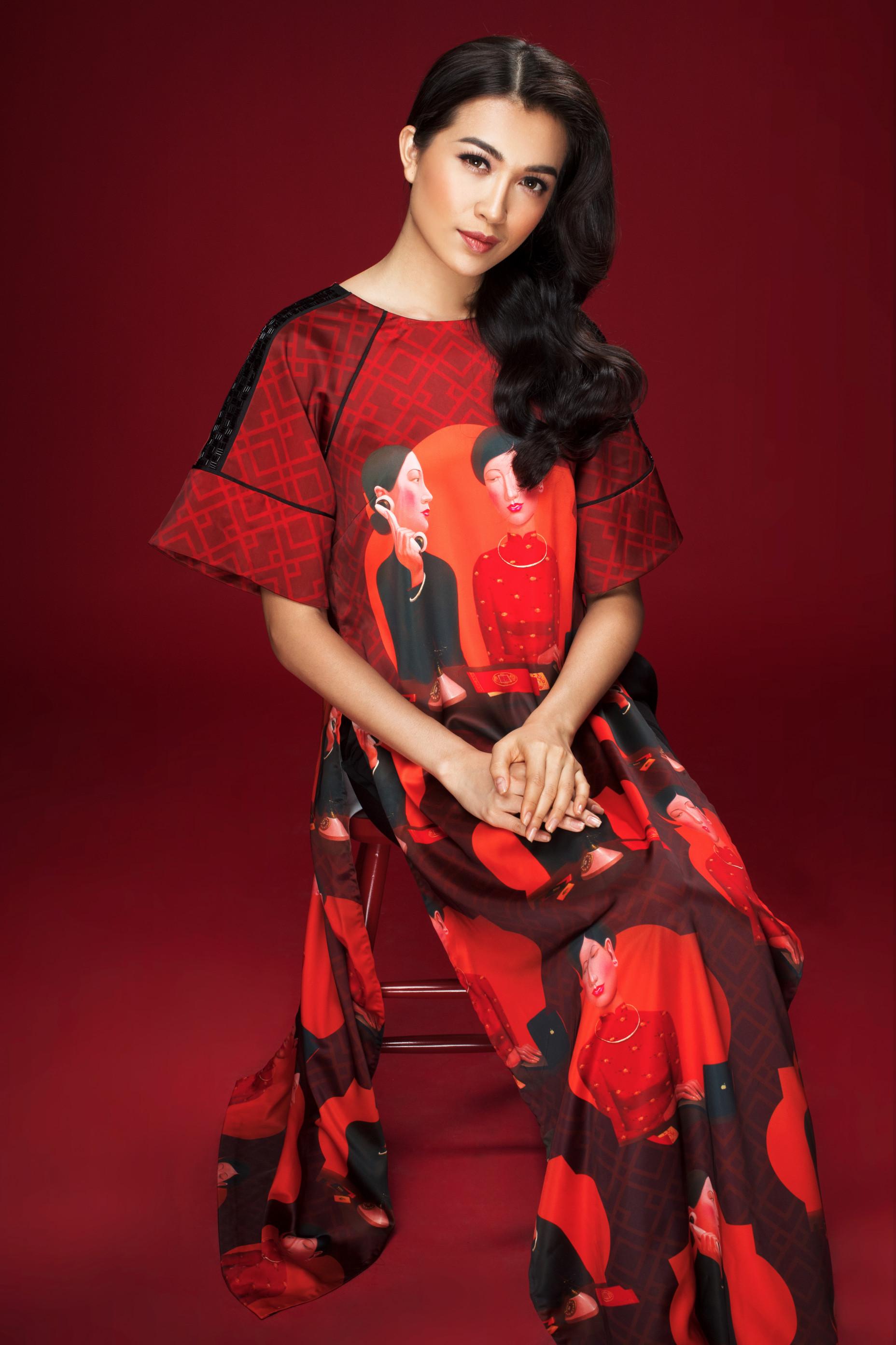 Lệ Hằng Miss Universe - elle vietnam 14