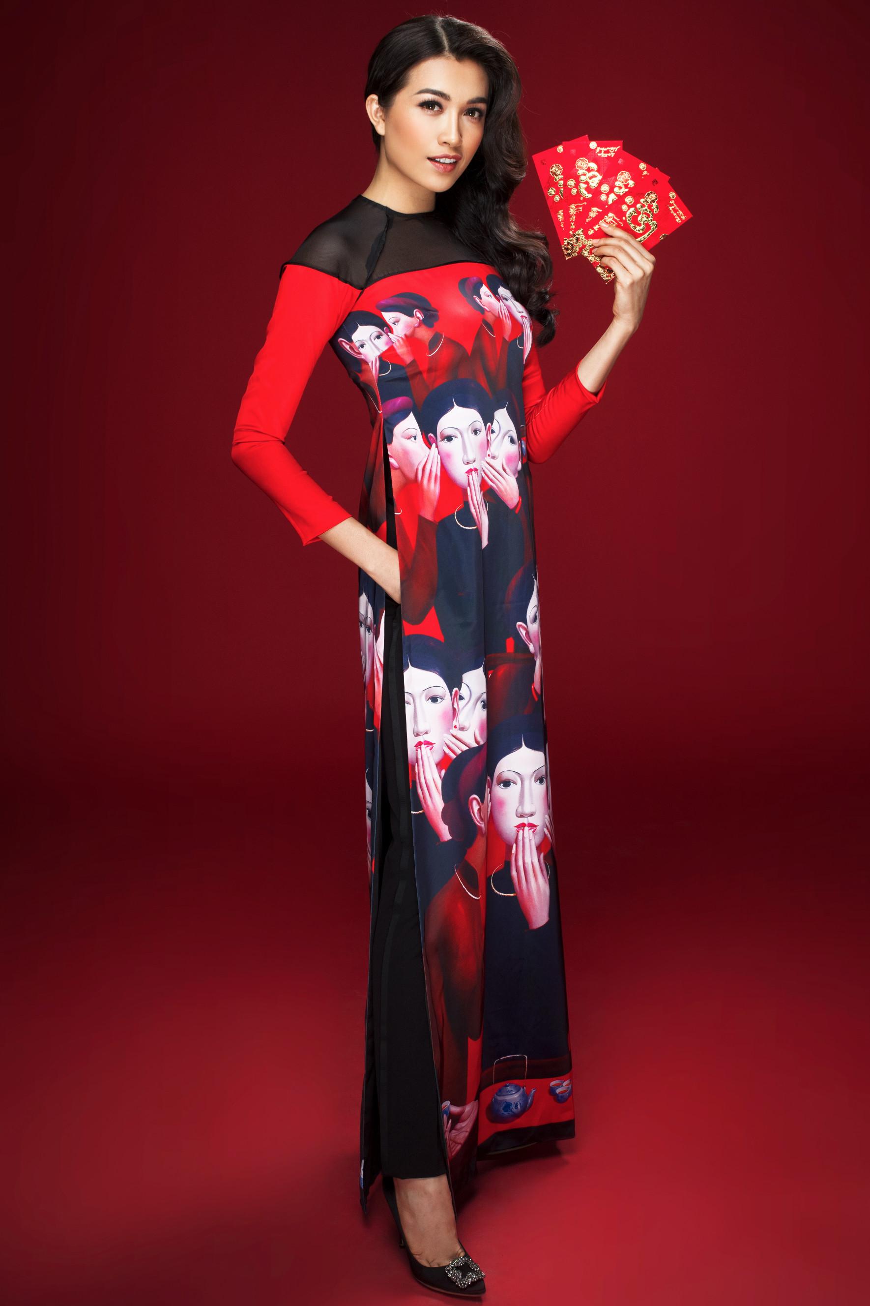 Lệ Hằng Miss Universe - elle vietnam 17