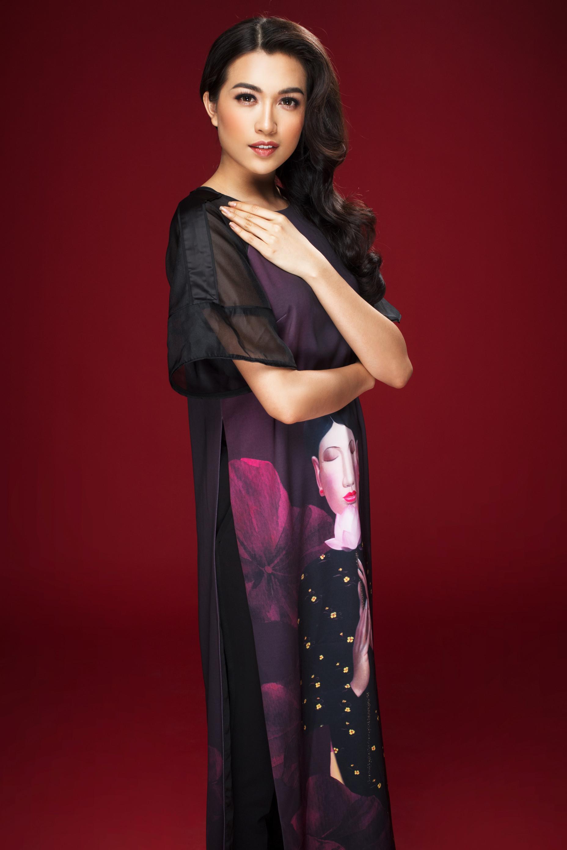 Lệ Hằng Miss Universe - elle vietnam 9
