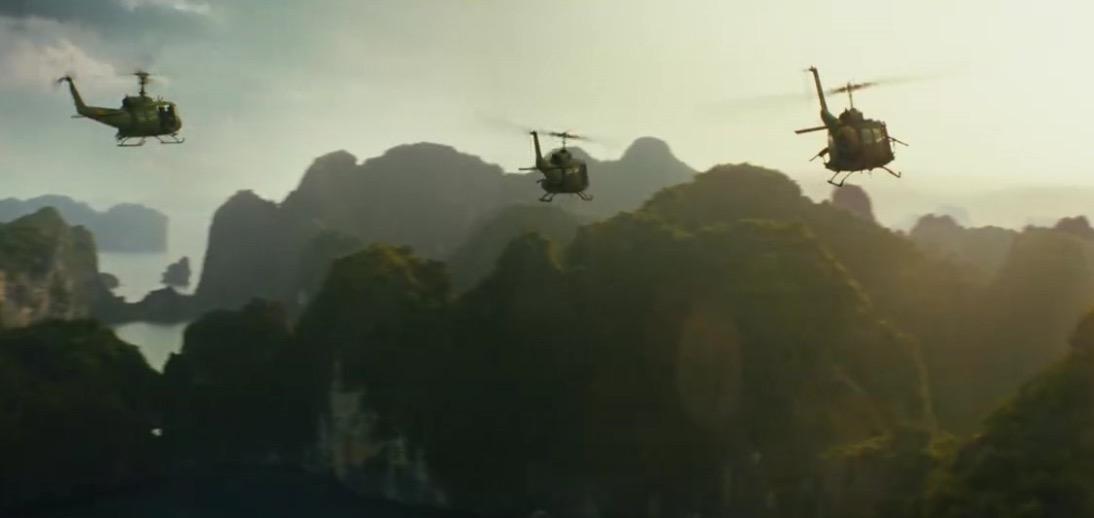 kong: đảo đầu lâu - elle viet nam
