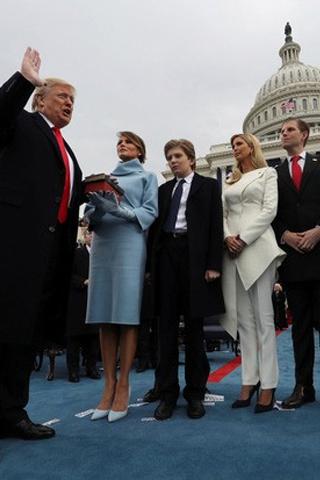 Diễn văn tuyên thệ nhậm chức của Tân Tổng thống Donald Trump