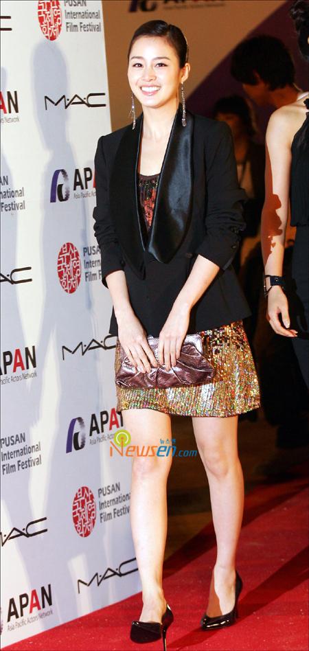Phong cách thời trang của cặp đôi mới cưới Rain và Kim Tae Hee - 01