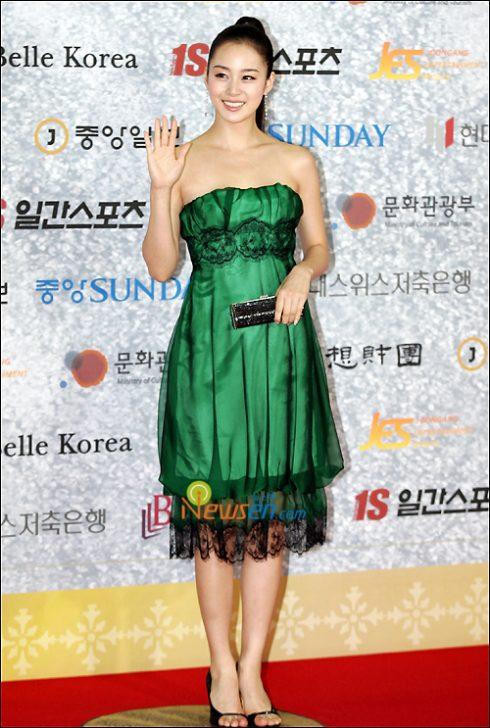 Phong cách thời trang của cặp đôi mới cưới Rain và Kim Tae Hee - 03
