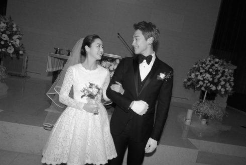 Phong cách thời trang của cặp đôi mới cưới Rain và Kim Tae Hee - 08