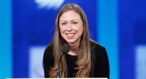 Barron Trump, Chelsea Clinton - elle