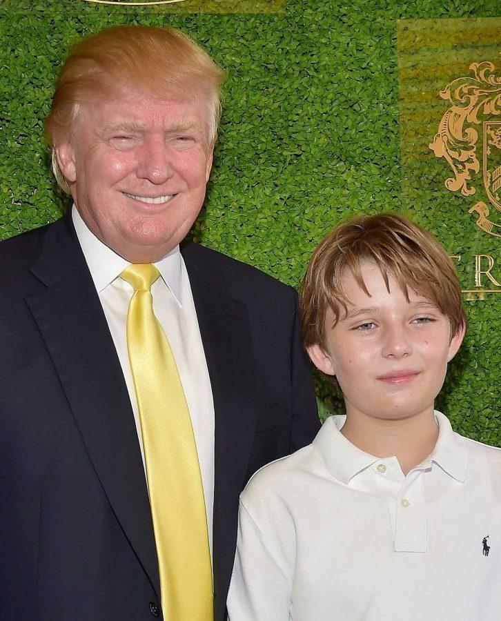 Con gái Clinton bảo vệ con trai Tổng thống Trump trước dư luận