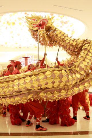 Hồ Tràm Strip đón Xuân Đinh Dậu với chủ đề Tết Phương Nam