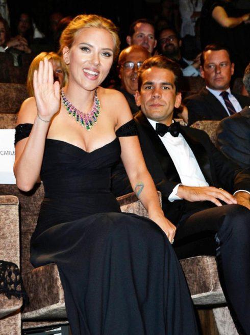 Scarlett Johansson và chồng chia tay sau 2 năm kết hôn