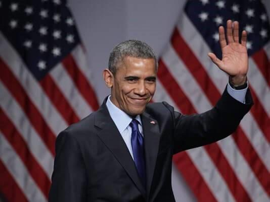 tổng thống Mỹ Barack Obama - elle vietnam 1
