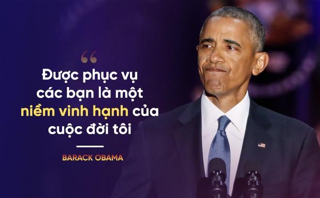 tổng thống Mỹ Barack Obama - elle vietnam 12