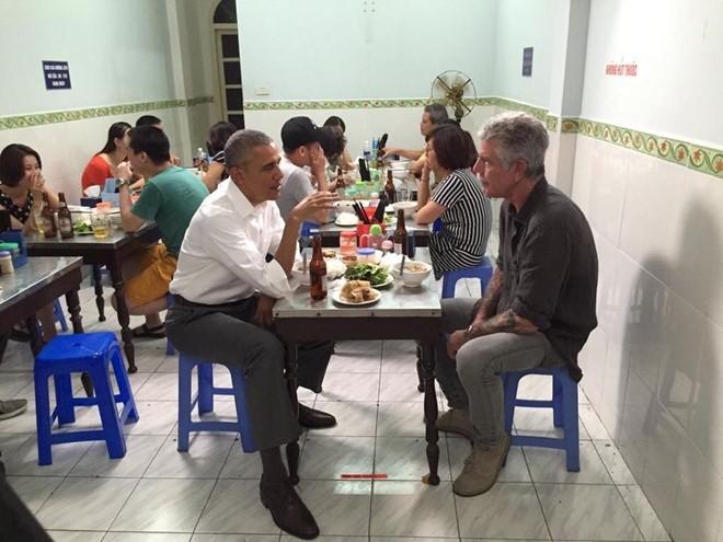 tổng thống Mỹ Barack Obama - elle vietnam 9
