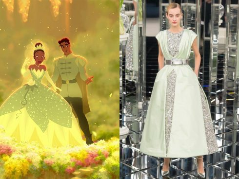 Paris Haute Couture, Chanel - elle