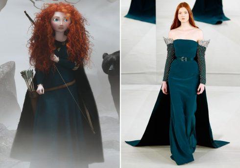 Paris Haute Couture, Alexis Mabille - elle