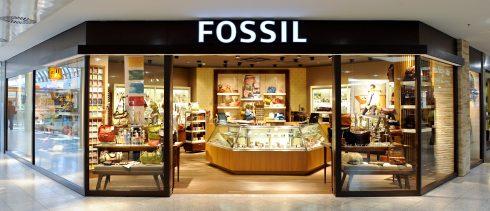 Fossil cửa hàng