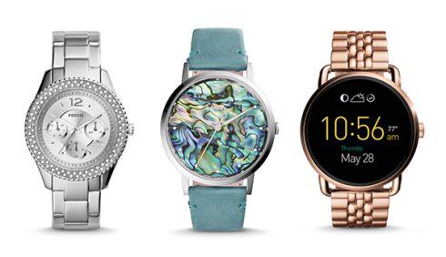 các dòng đồng hồ được yêu thích của fossil