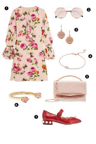ELLE Style Calendar: Cách phối đồ ngọt ngào quyến rũ cho Valentine (06/02 – 12/02)