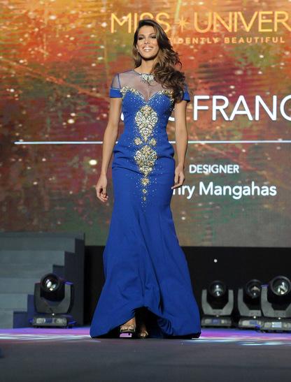 Hoa hậu Hoàn vũ 2016 Hoa hậu Hoàn vũ 2016 Iris Mittenaere - 05