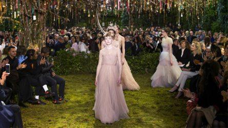 Những BST nổi bật tại tuần lễ Haute Couture Xuân-Hè 2017