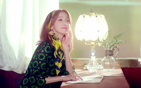Đa phong cách xanh lá với cô nàng YoonA SNSD