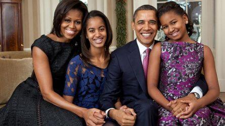 11 hình ảnh đáng nhớ của vợ chồng Obama khi còn là Tổng Thống Mỹ (2009-2016)