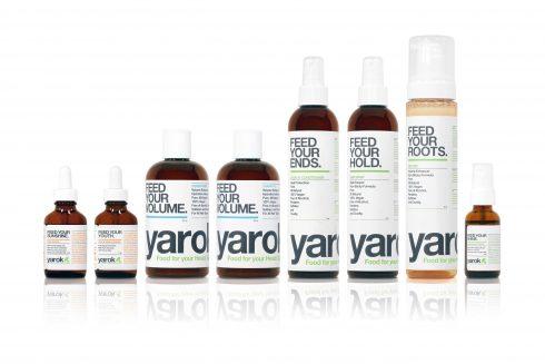 Thương hiệu Yarok của Nhà tạo mẫu tóc cho Đệ nhất Phu nhân Melania Trump - Mordechai Alvow.