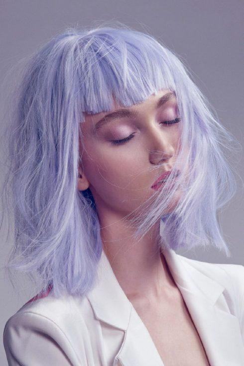 Xinh tươi với xu hướng trang điểm và làm tóc mới nhất 4