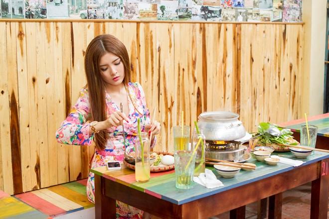 quán ăn ưa thích của sao Việt - i love cà lem - elle vietnam