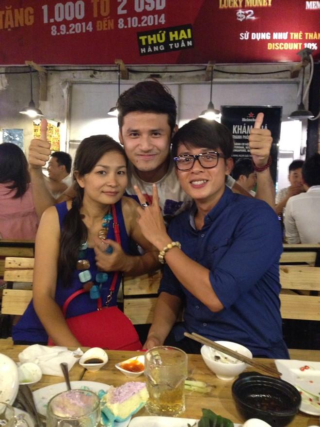 quán ăn ưa thích của sao việt - 5ku - elle vietnam