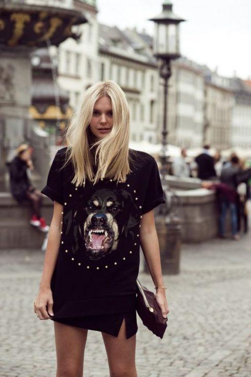 Nhung thiet ke lam nen lich su Givenchy 4
