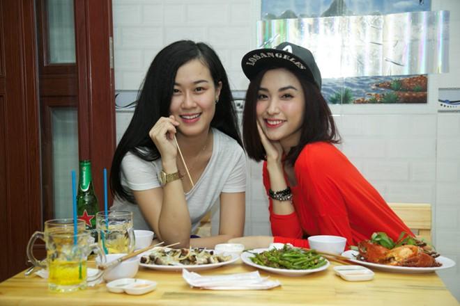 quán ăn ưa thích của sao Việt - ốc Thảo - elle vietnam