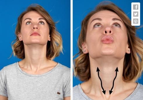 7 cách làm mặt thon gọn không cần nhờ dao kéo ELLE VN