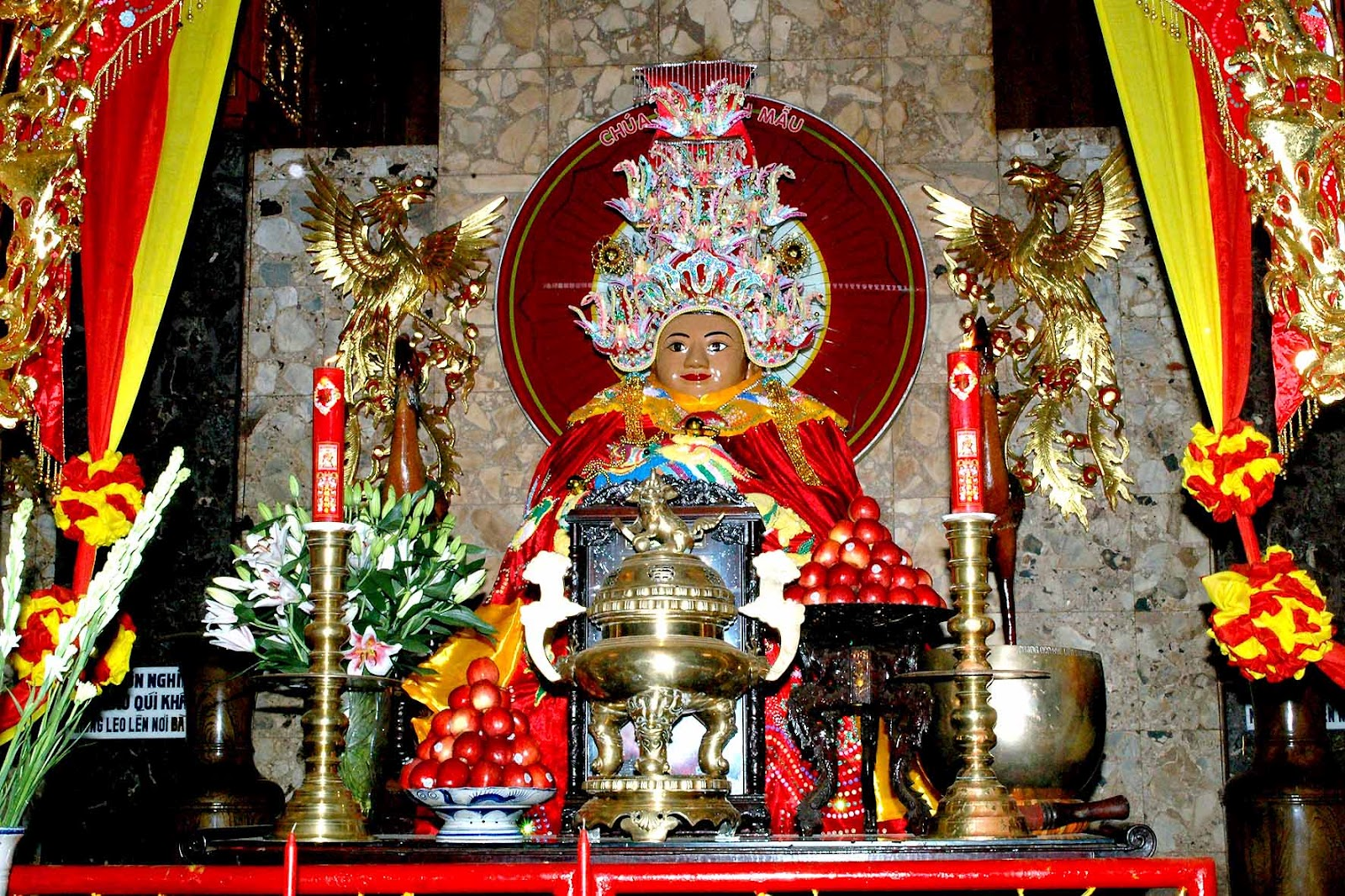 địa điểm hành hương miền Nam - bà chúa xứ - elle vietnam