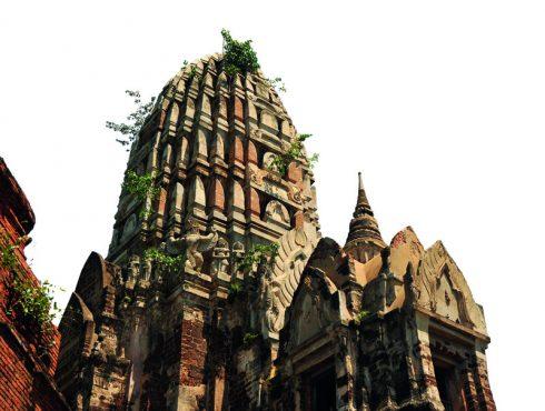 Đến Thái Lan thăm Tháp Phật ở Wat Ratchaburana 2