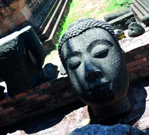 Đến Thái Lan thăm Tháp Phật ở Wat Ratchaburana 5