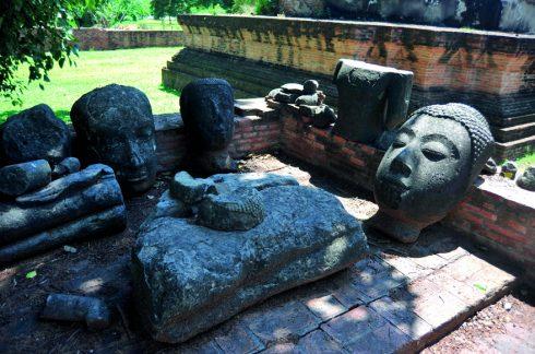 Đến Thái Lan thăm Tháp Phật ở Wat Ratchaburana 6