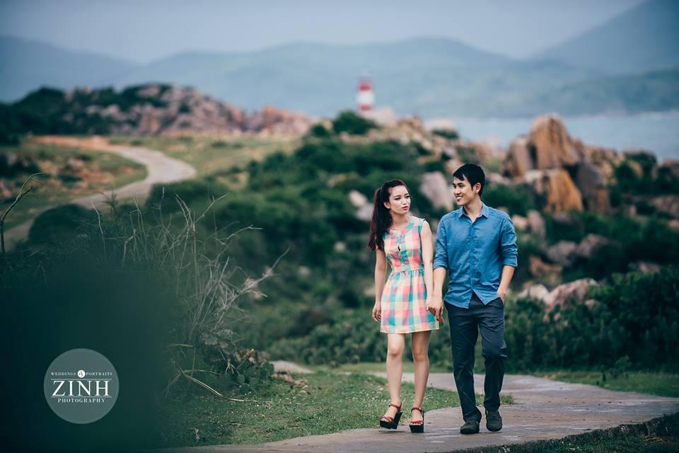 ngọn hải đăng Việt Nam - Gành Đèn - elle vietnam