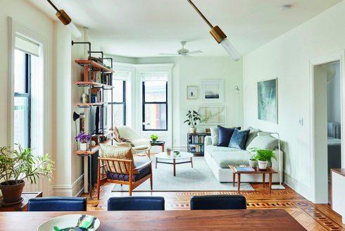 Các giải pháp thiết kế thông minh cho căn hộ nhỏ 3