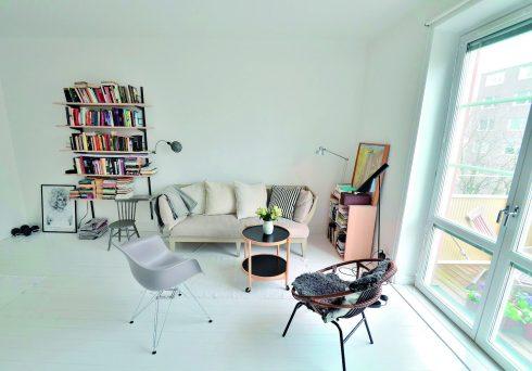 Các giải pháp thiết kế thông minh cho căn hộ nhỏ 4