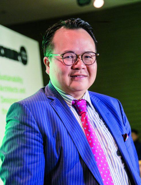 Chủ tịch Kohler Larry Yuen Thẩm mỹ thiết kế gắn bó với môi trường 1