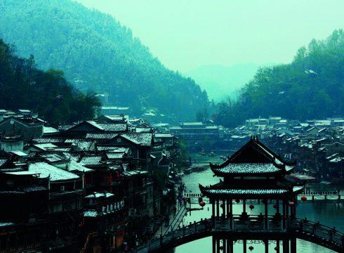 Du lịch Trung Quốc Phượng Hoàng Trấn Cổ ngàn năm 1