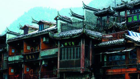 Du lịch Trung Quốc Phượng Hoàng Trấn Cổ ngàn năm 2