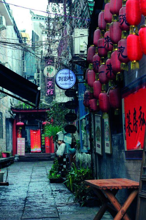 Du lịch Trung Quốc Phượng Hoàng Trấn Cổ ngàn năm 4