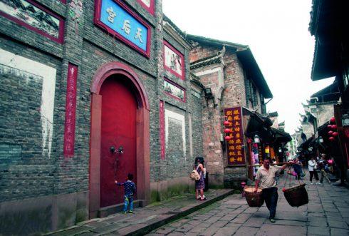 Du lịch Trung Quốc Phượng Hoàng Trấn Cổ ngàn năm 5