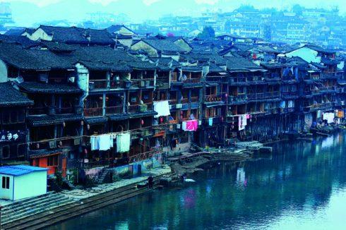 Du lịch Trung Quốc Phượng Hoàng Trấn Cổ ngàn năm 7