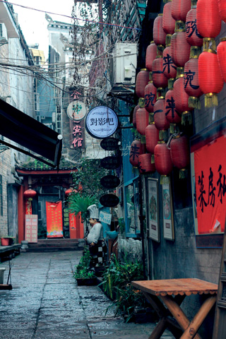 Du lịch Trung Quốc - Phượng Hoàng Trấn Cổ ngàn năm