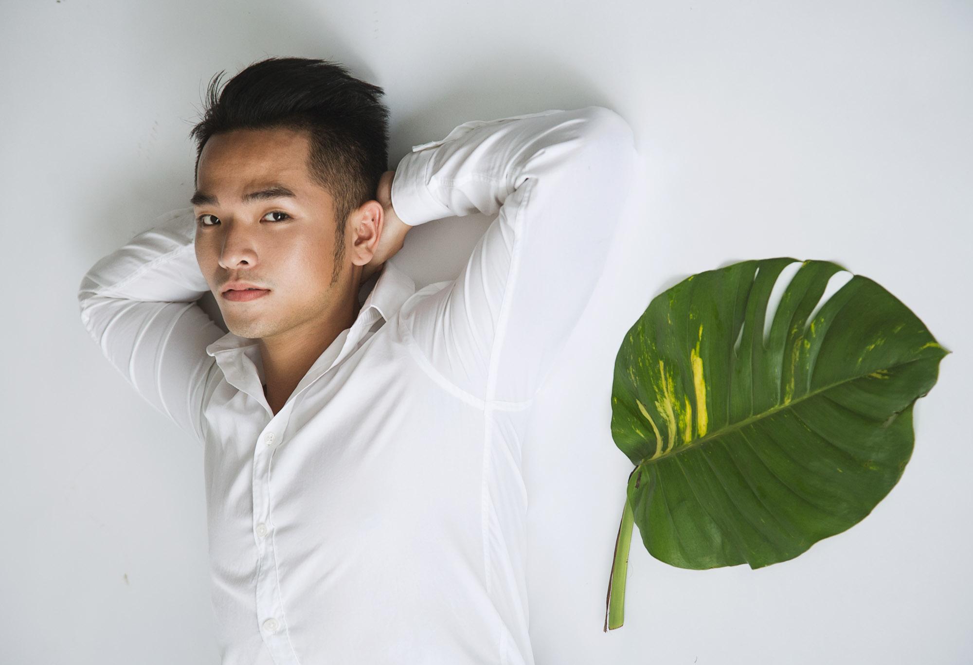 Phạm Hồng Phước - Valentine - elle vietnam