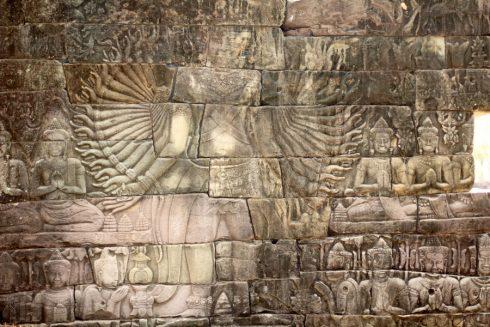 Tìm hiểu Quần thể Angkor Wat Ngôi đền tưởng niệm Banteay Chhmar 1