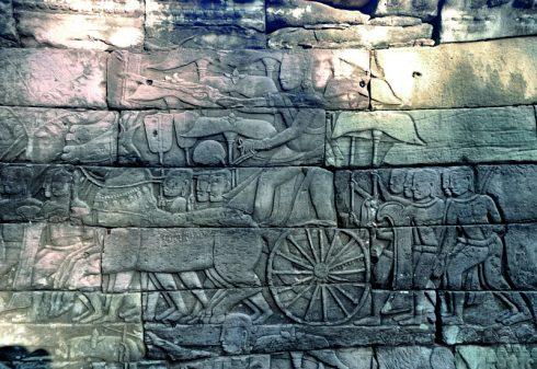 Tìm hiểu Quần thể Angkor Wat Ngôi đền tưởng niệm Banteay Chhmar 2
