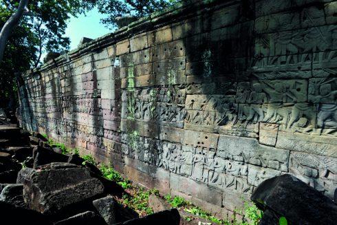 Tìm hiểu Quần thể Angkor Wat Ngôi đền tưởng niệm Banteay Chhmar 4