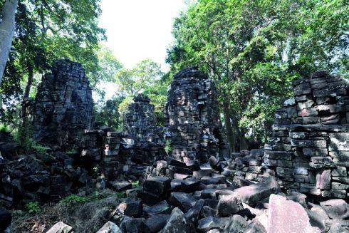 Tìm hiểu Quần thể Angkor Wat Ngôi đền tưởng niệm Banteay Chhmar 5